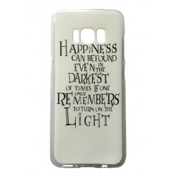 Samsung Galaxy S8 - Harry Potter - Happiness can be found...