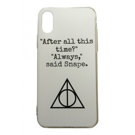 iPhone X / XS After all this time.. Snape - Harry Potter